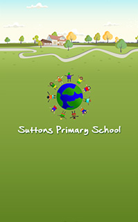 Suttons Primary School mobile app